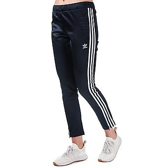 Womens adidas Originals Europa Track Pants In Legend Ink