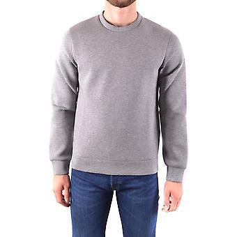 Brian Dales Ezbc126001 Men's Grey Cotton Sweater