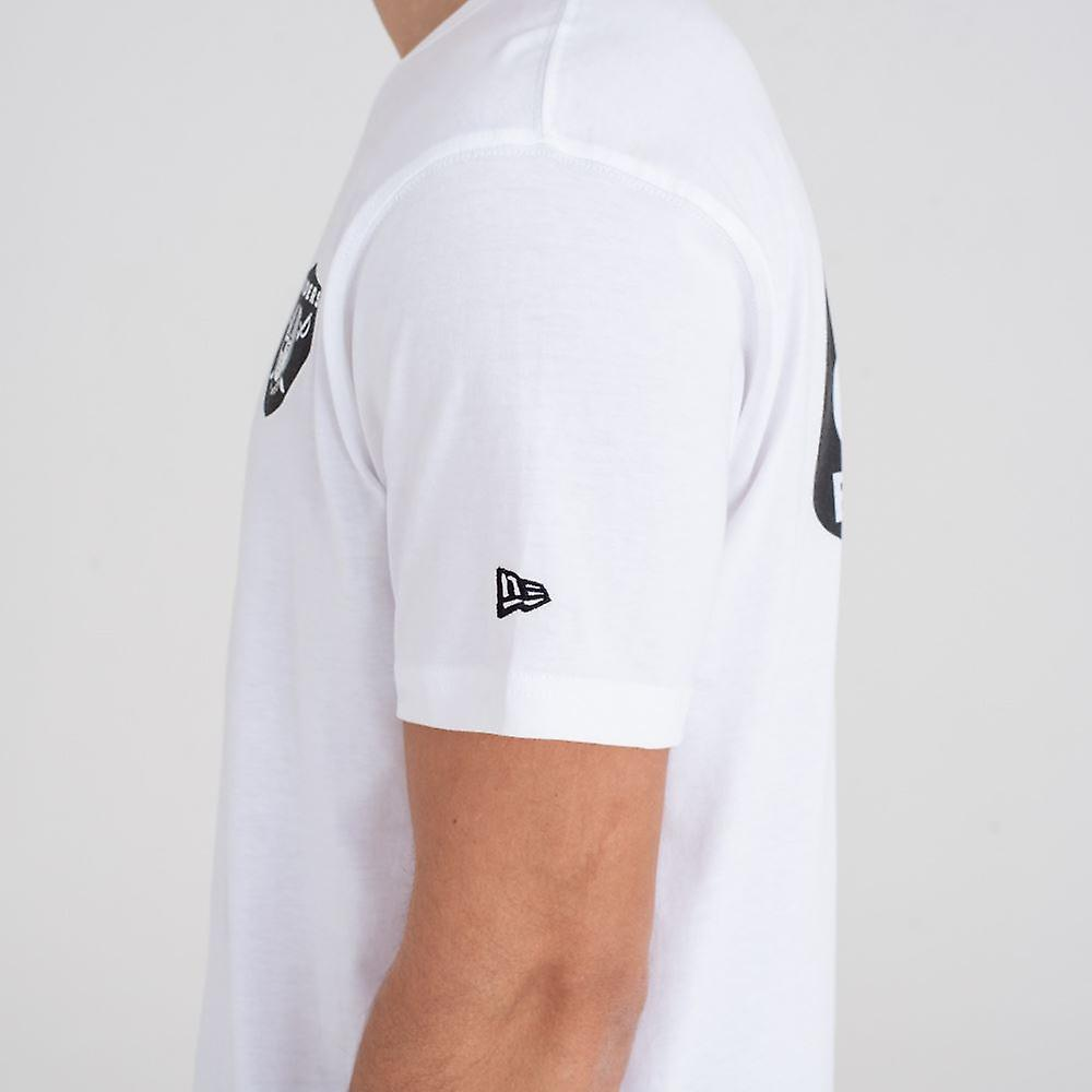 New Era NFL Established Number T-Shirt ~ Oakland Raiders