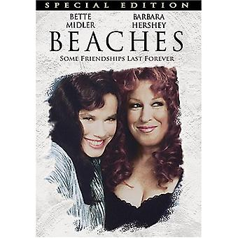 Beaches [DVD] USA import