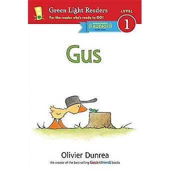 Gus by Olivier Dunrea - 9780544937239 Book