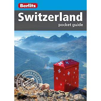 Berlitz - Switzerland Pocket Guide by Berlitz - 9781780042428 Book