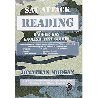 SAT Attack Reading - Badger KS3 English Test Guides (2nd Revised editi
