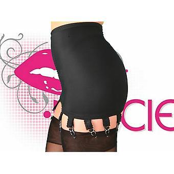 Nances lingerie 14 sangle Lycra bonneterie shapewear ceinturon avec jarretières