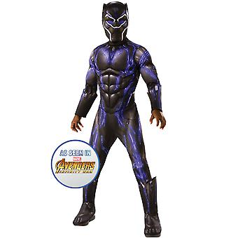 Child Black Panther Deluxe Costume
