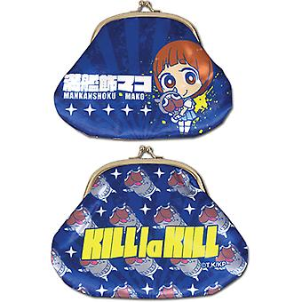 Coin Purse - Kill la Kill - New Mako & Guts Toys Licensed ge80301