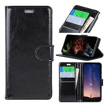 Nokia 3.1-leather case/Cover