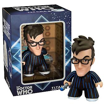 "Doctor Who Tenth Doctor Titans 4.5"" Vinyl Figure"