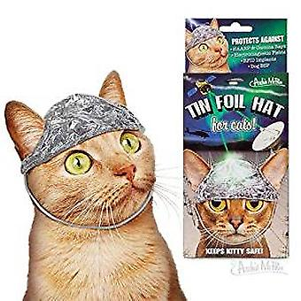 Character Goods - Archie McPhee - Tin Foil Hat - Cat New 12766