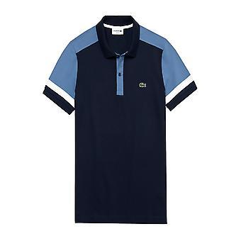 Lacoste Slim fit Koszulka Polo Navy