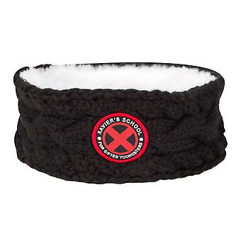 X-Men Xavier School Unisex Knit Headband