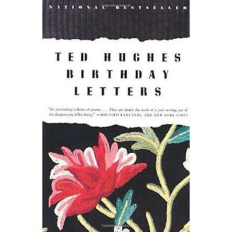 Birthday Letters by Ted Hughes - 9780374525811 Book