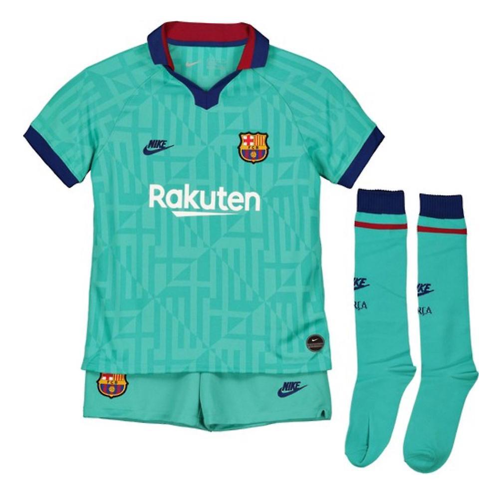 2019 2020 Barcelona tredje Nike fotball skjorte | Fruugo NO