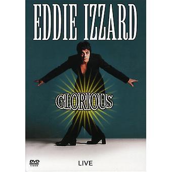 Eddie Izzard - Eddie Izzard: Glorious [DVD] USA import