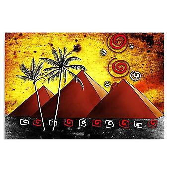 Deco Panel, Pyramids