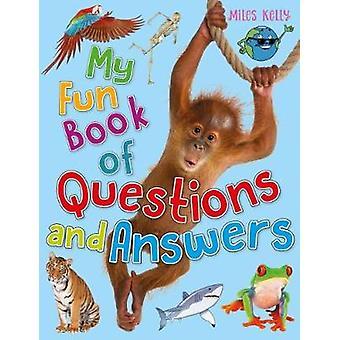 Mijn leuke boek van vragen en antwoorden door mijn leuke boek van vragen en