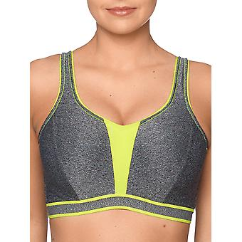 The Sweater Padded Sports Bra