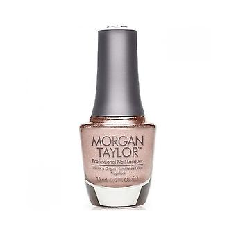 Morgan Taylor No Way Rose Luxe Lisse Long Durable Nail laque polonaise