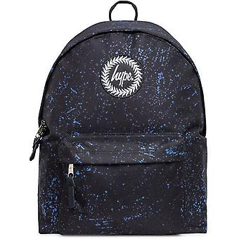 Hype Speckle Backpack Bag Black 99