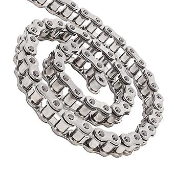 HTC 06B-1-SS BS Acero Inoxidable Simplex Roller Chain Pitch 9.525 mm 5 Metros