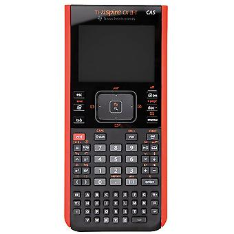 Ti-Nspire CX II-T CAS Graphic Calculator (Model No. NSCXCAS2-TBL-5E3)