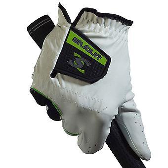 Stuburt Herren Urban All Weather Leder Golf Handschuhe MRH Stretch Comfort