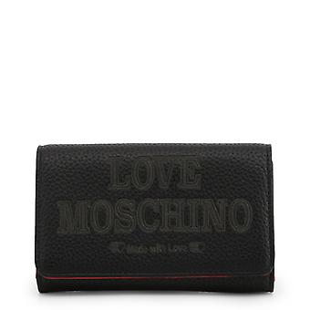 Love moschino women's clutch various colours jc5646pp08kn