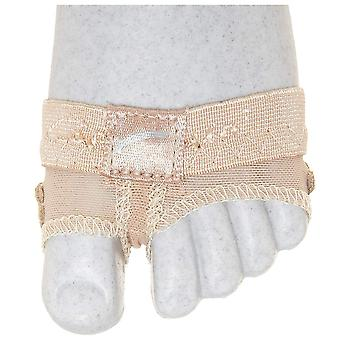 Capezio Youth FootUndeez, Nude-LG 14/16, Nude, Size Large Little Kid