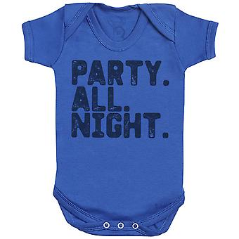 Party. All. Night. Baby Bodysuit - Baby Gift