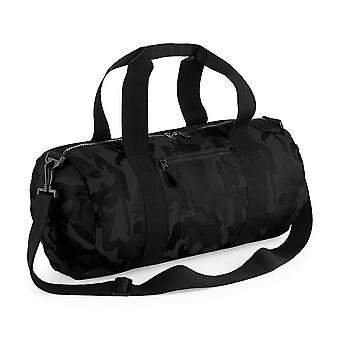 Bagbase Camouflage Barrel / Duffle Bag (20 Litres)