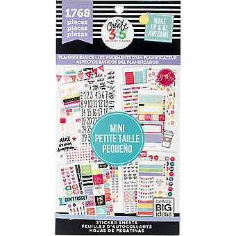 Happy Planner Sticker Value Pack-Planner Basics - Mini, 1768/Pkg
