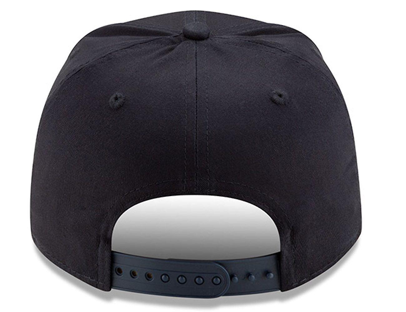 New Era 9Fifty Tonal Stretch Snapback Cap ~ New York Yankees orange