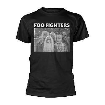 Foo Fighters Aged Dave Grohl Concrete and Gold Official T-Shirt