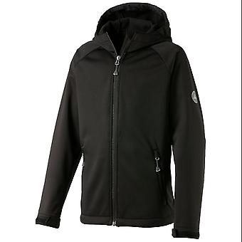 McKinley Billy Ii Kids Hooded Softshell Jacket