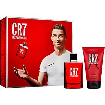 Cristiano Ronaldo CR7 Eau de Toilette Spray 50ml & Shower Gel Set