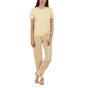 Lisca 63412 Damen's Soft Spot Pyjama Set