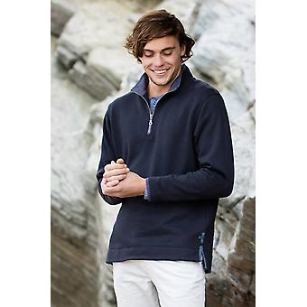 Front row supersoft ¼ zip sweatshirt fr40m