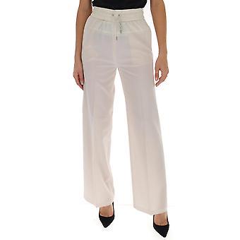 Fabiana Filippi Pad260b188c0960104 Women's White Cotton Pants