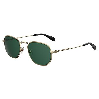 Givenchy GV7147/S PEF/QT Gold-Green/Green Sunglasses