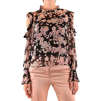 Twin-set Ezbc060218 Women's Multicolor Viscose Blouse