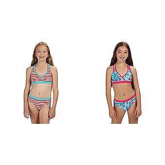 Haut de bikini de filles de régate Hosanna