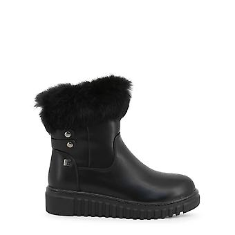 Laura Biagiotti Original Women Fall/Winter Ankle Boot - Black Color 36228