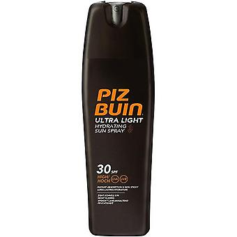 Piz Buin Ultra Light Sun Spray SPF 30 200ml