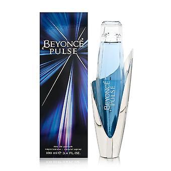 Beyonce pulssi beyonce naisille 3.4 oz eau de parfum spray