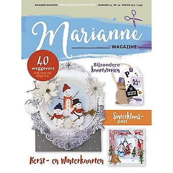 Marianne Design Magazin Marianne nr 44 Marianne 44 (11-19)