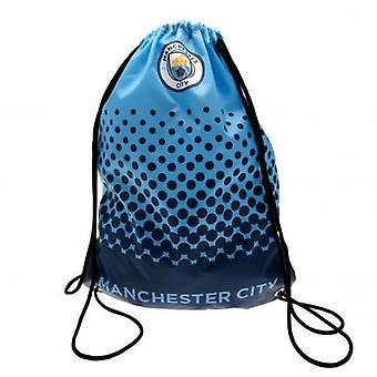 Manchester City Gym Bag.