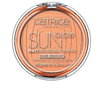 Catrice Sun Glow Matt Bronzing Pulver #035-universal Brons 9,5 Gr för kvinnor