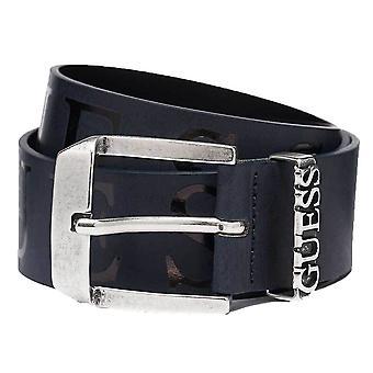 Cintura in pelle con logo GUESS M0G-56L0NN0