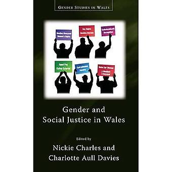 Gender and Social Justice in Wales (University of Wales Press - Gender Studies in Wales)