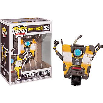 Borderlands 3 Claptrap Pop! Vinyyli